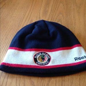 Chicago Blackhawks stocking cap